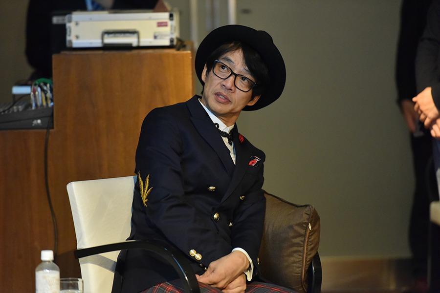 松村 厚久氏