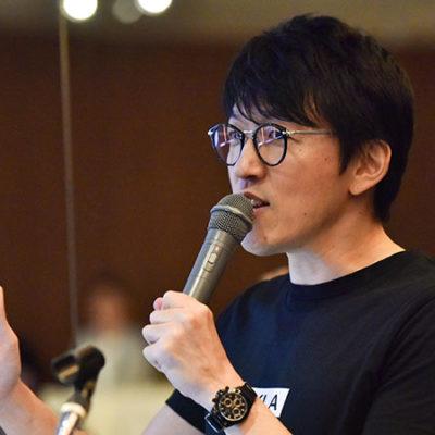 杉本宏之氏
